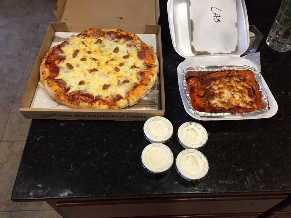 Spata's Pizza