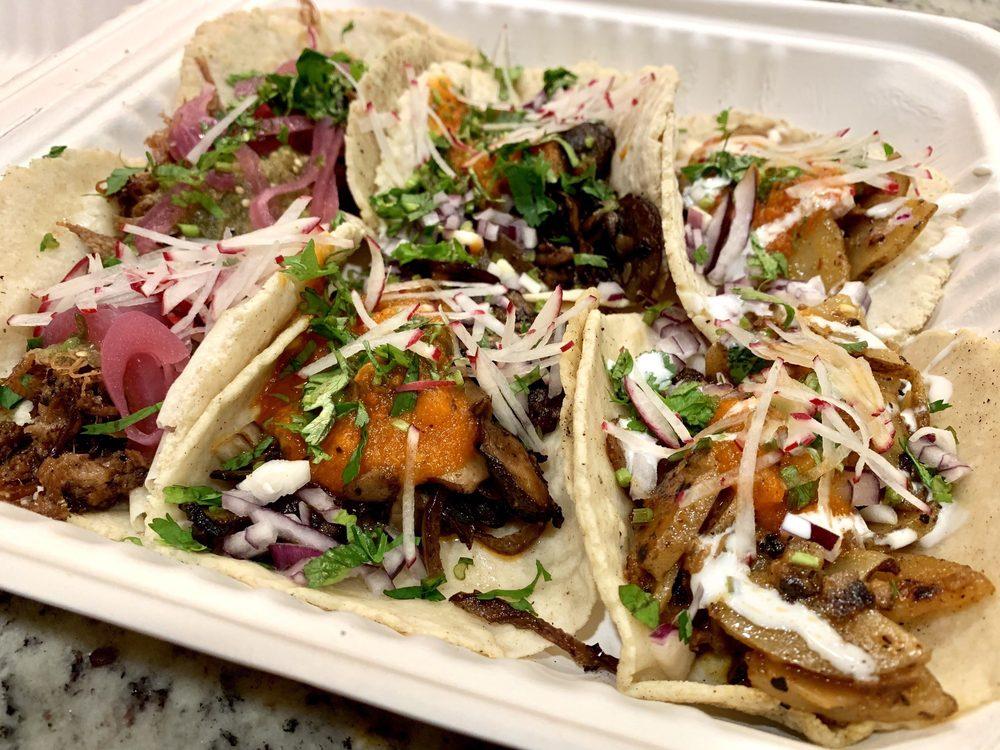 Tacos Lucha