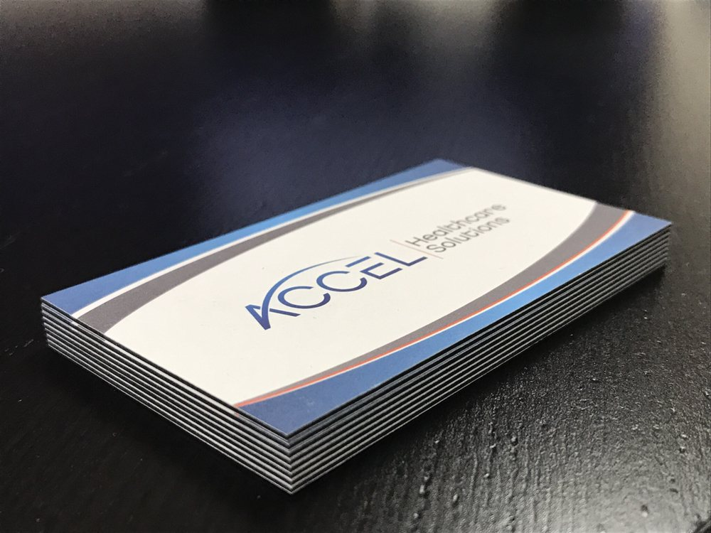 Super thick business cards - Yelp
