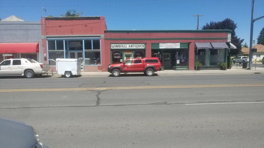 Windfall Antiques: 2306 Broadway St, Baker City, OR