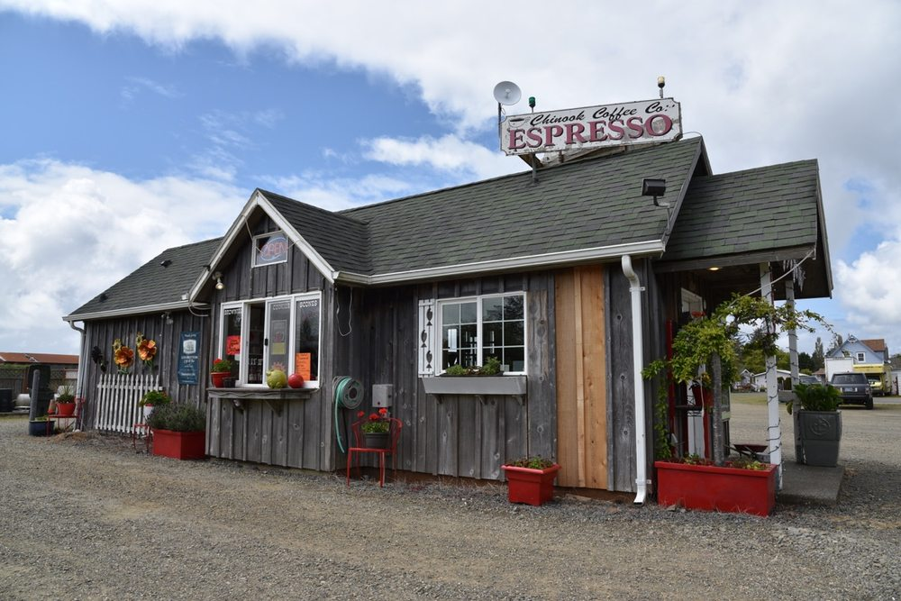 Chinook Coffee Company: 719 Hwy 101, Chinook, WA