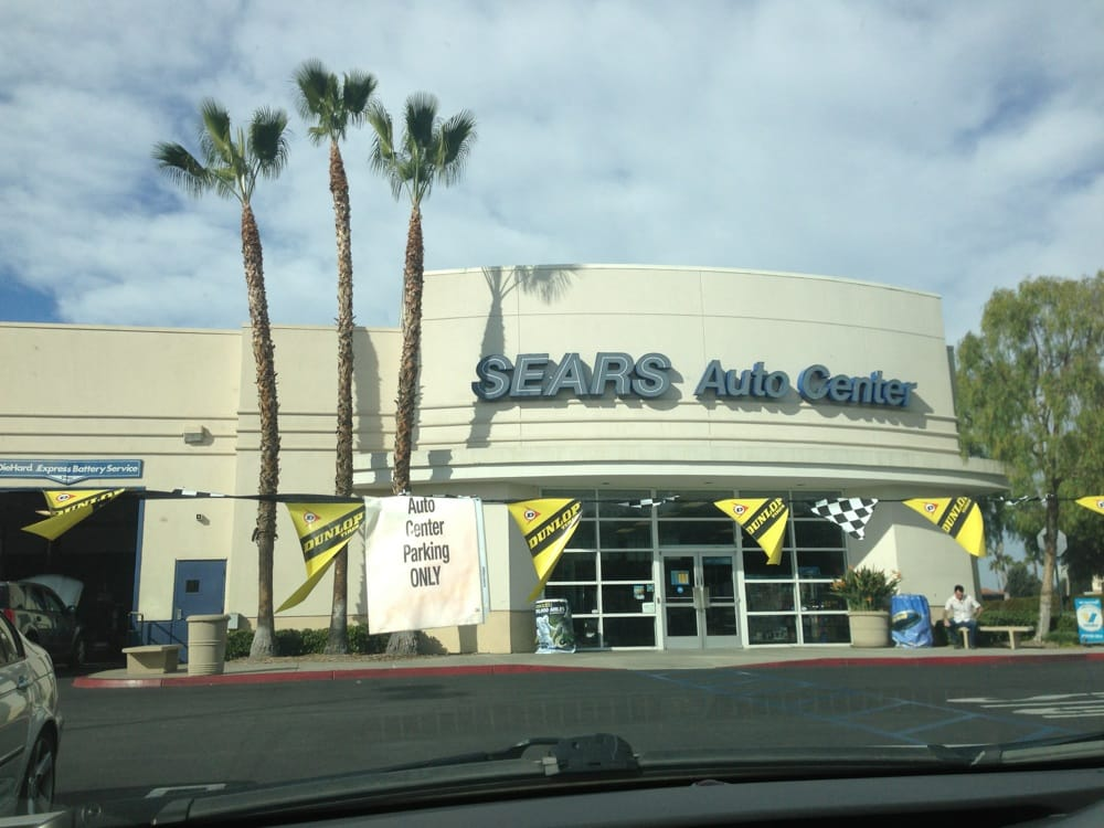 - Sears Sears Auto Center has everything from appliances to tools. Find us at Winchester Rd(promenade), Temecula, CA
