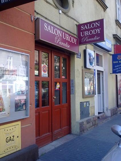 Salon urody krakow