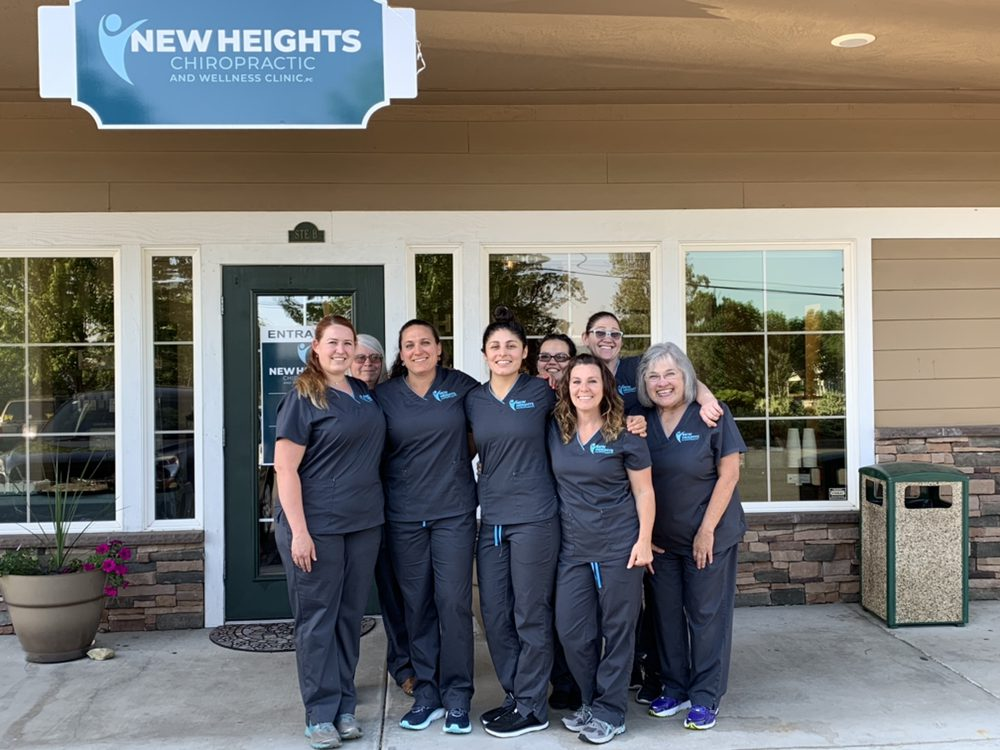 New Heights Chiropractic And Wellness Clinic: 155 Alta Vista Rd, Eagle Point, OR