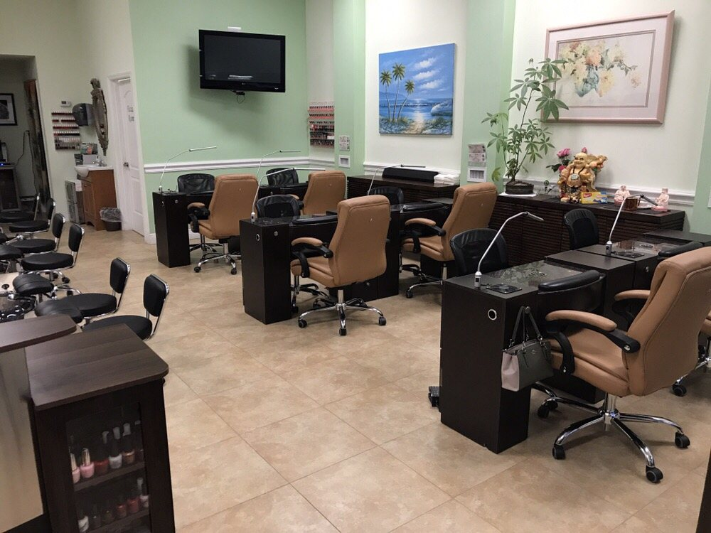 Crystal Spa And Nails West Palm Beach