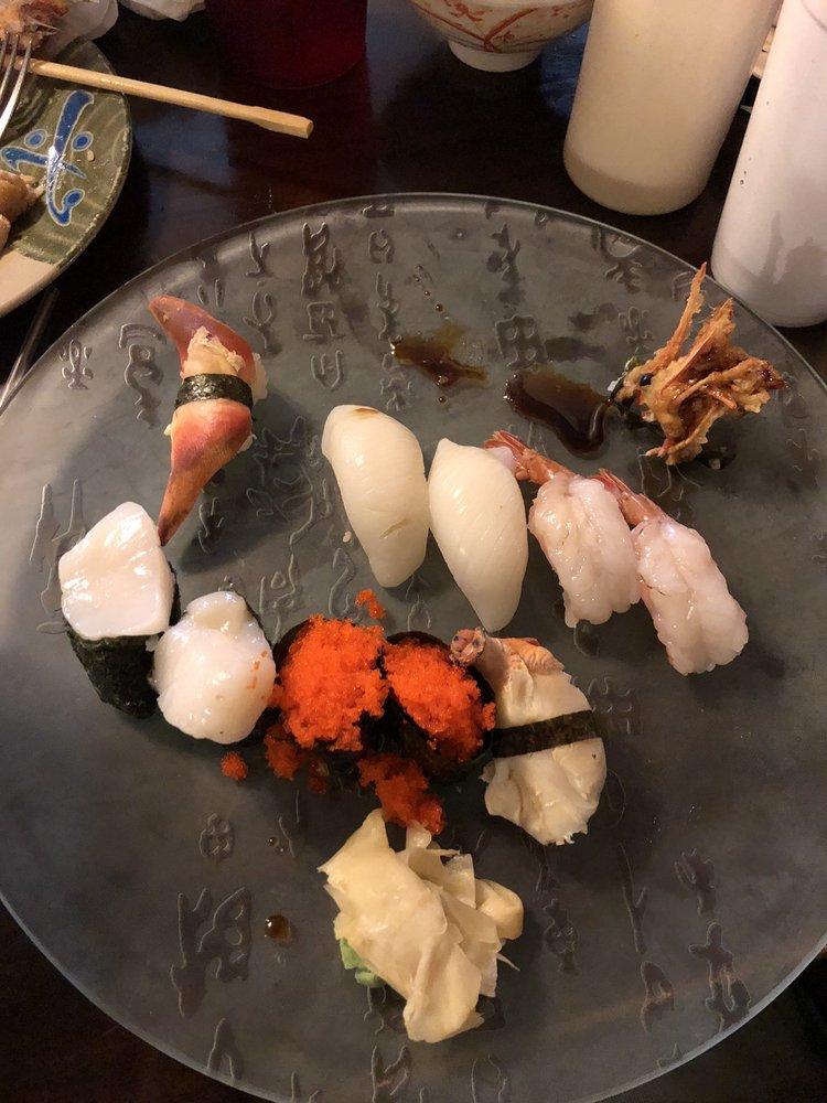 Fancy Q Sushi Bar & Grill: 514 Mary St, Waycross, GA