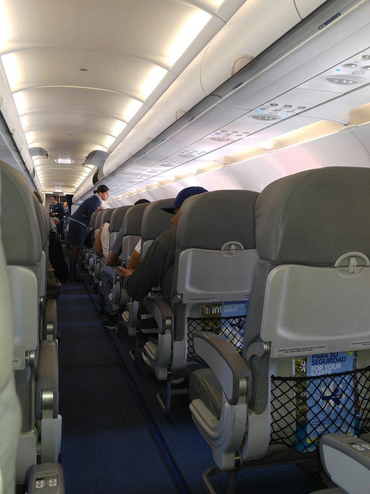 Flight To Guadalajara Jalisco Intl Airport View From Seat
