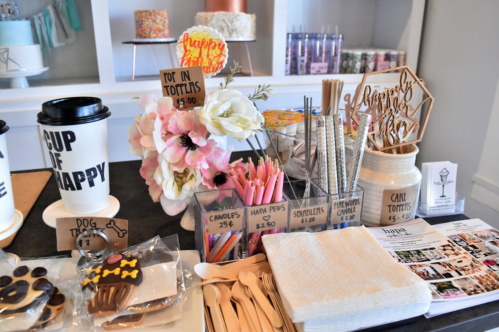 Hapa Cupcakes & Bakery: 518 E Imperial Hwy, Brea, CA