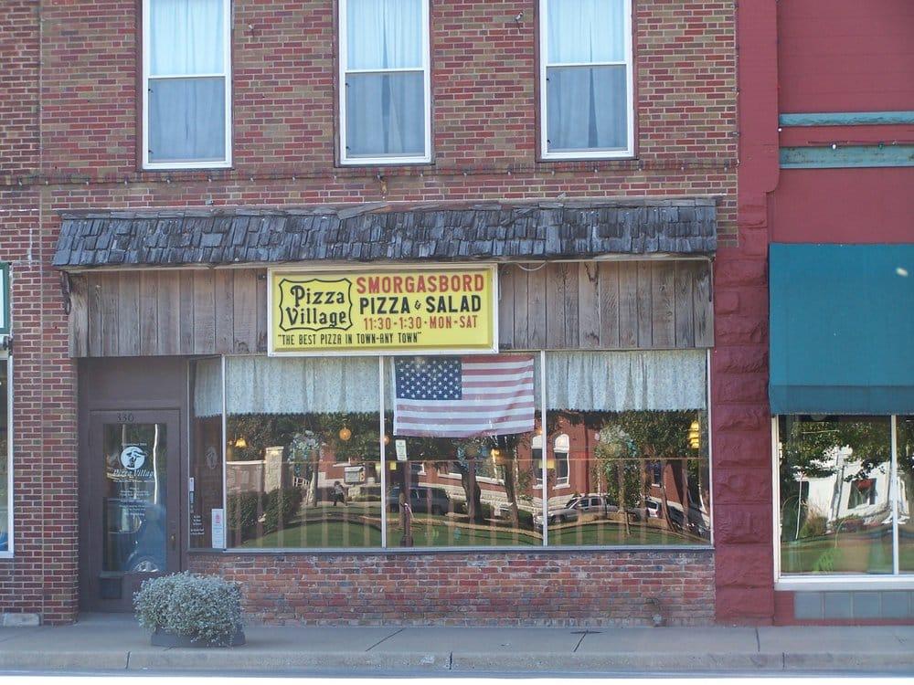 Pizza Village: 330 S Main St, Ottawa, KS