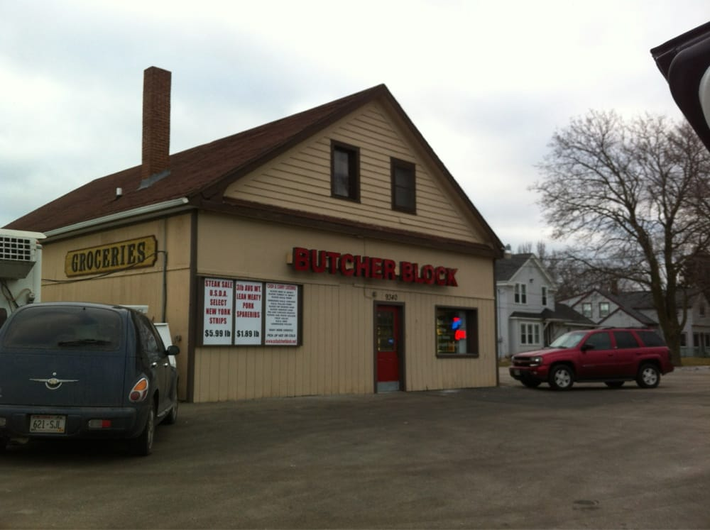butcher block meat market meat shops 9340 s chicago rd