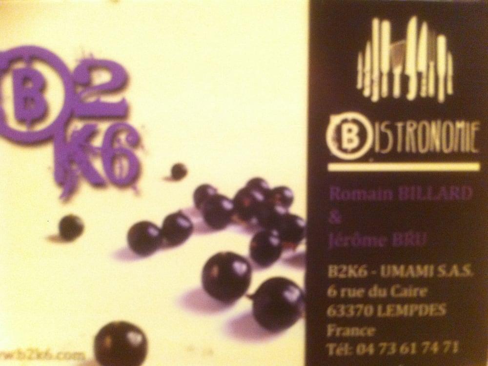 B2K6 - Lempdes
