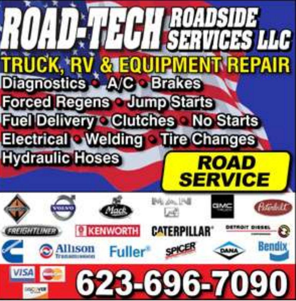 Road-Tech Roadside Services - 31 Photos - RV Repair - 18515