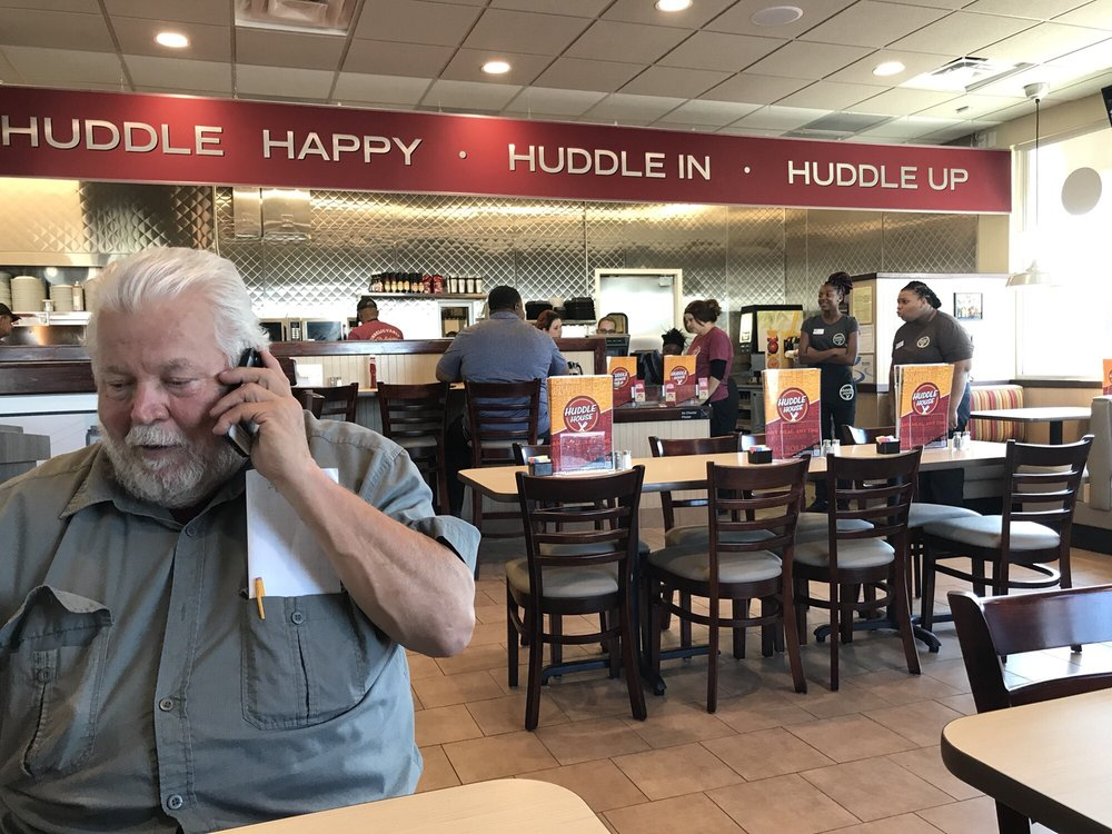 Huddle House: 102 Plyler St., Claxton, GA