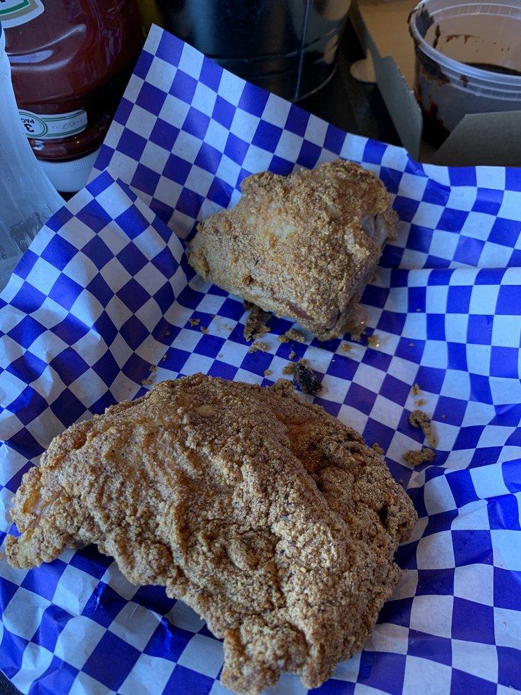 Route 40 Cajun Island Cafe: 12565 National Rd SW, Pataskala, OH