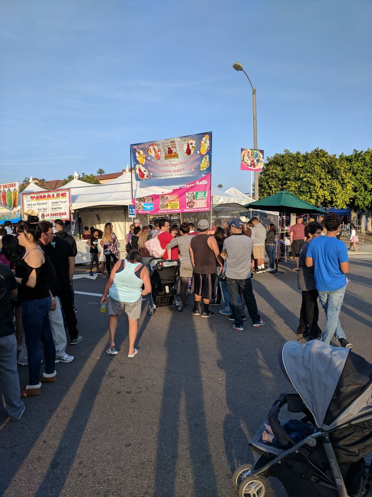 La Habra Tamale Festival: 301 Euclid St, La Habra, CA