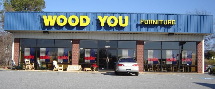 Wood You Furniture Of Anderson Furniture Stores 4134a