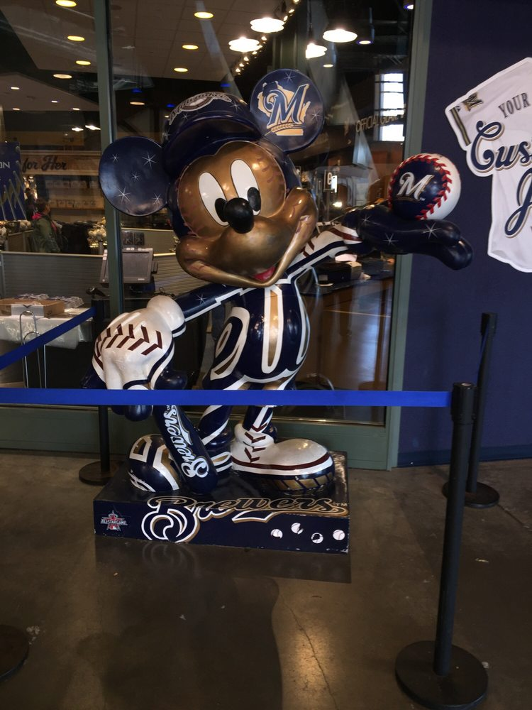 Brewers Team Store
