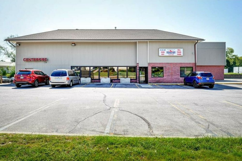 Claycomo Shooters Indoor Gun Range: 287 E 69 Hwy, Kansas City, MO