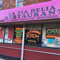 La tia delia restaurant 50 photos 49 reviews for Fish market paterson nj