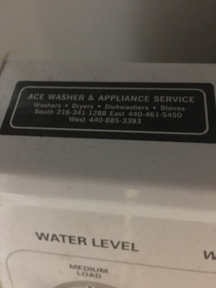 Ace Washer & Appliance Services: Aurora, OH