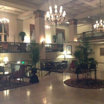 Photo Of Abraham Lincoln Hotel Reading Pa United States This Great Lobby