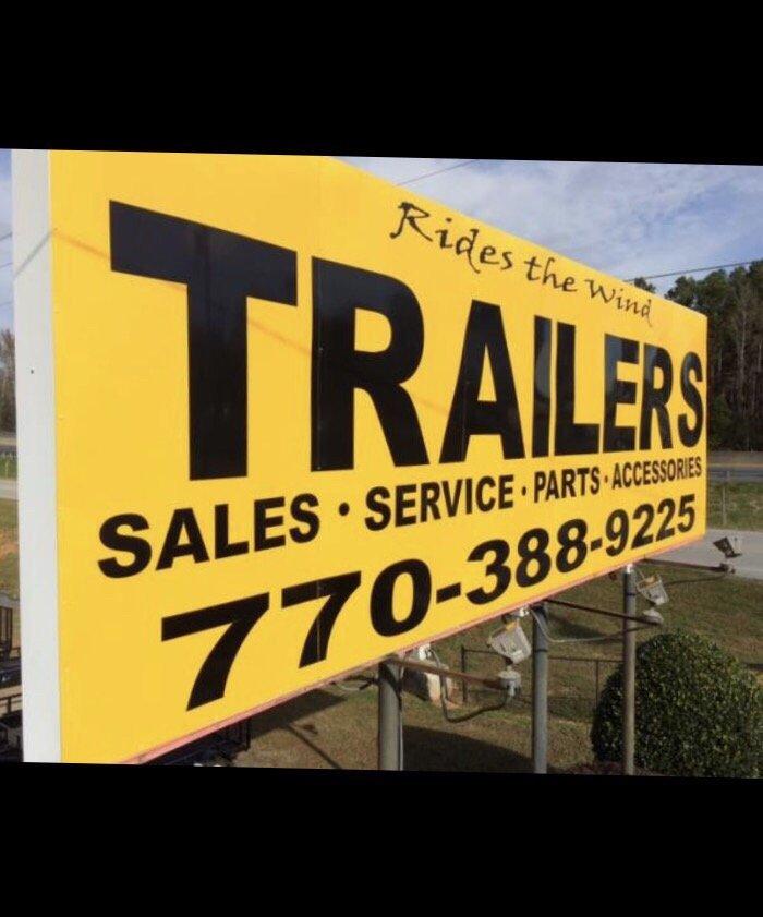 Rides the Wind Trailers & Accessories: 2765 Access Rd, Covington, GA