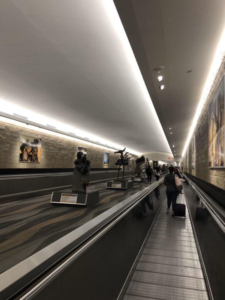 Hartsfield-Jackson Atlanta International Airport - ATL: 6000 N Terminal Pkwy, Atlanta, GA