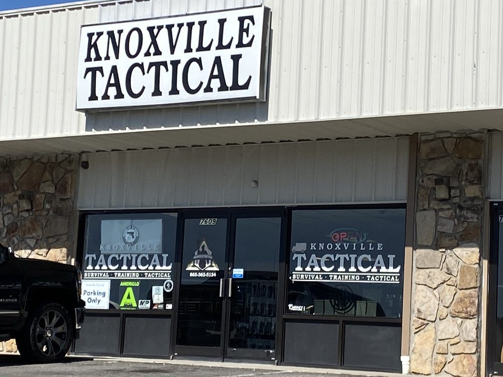 Knoxville Tactical: 7609 Blueberry Rd, Powell, TN