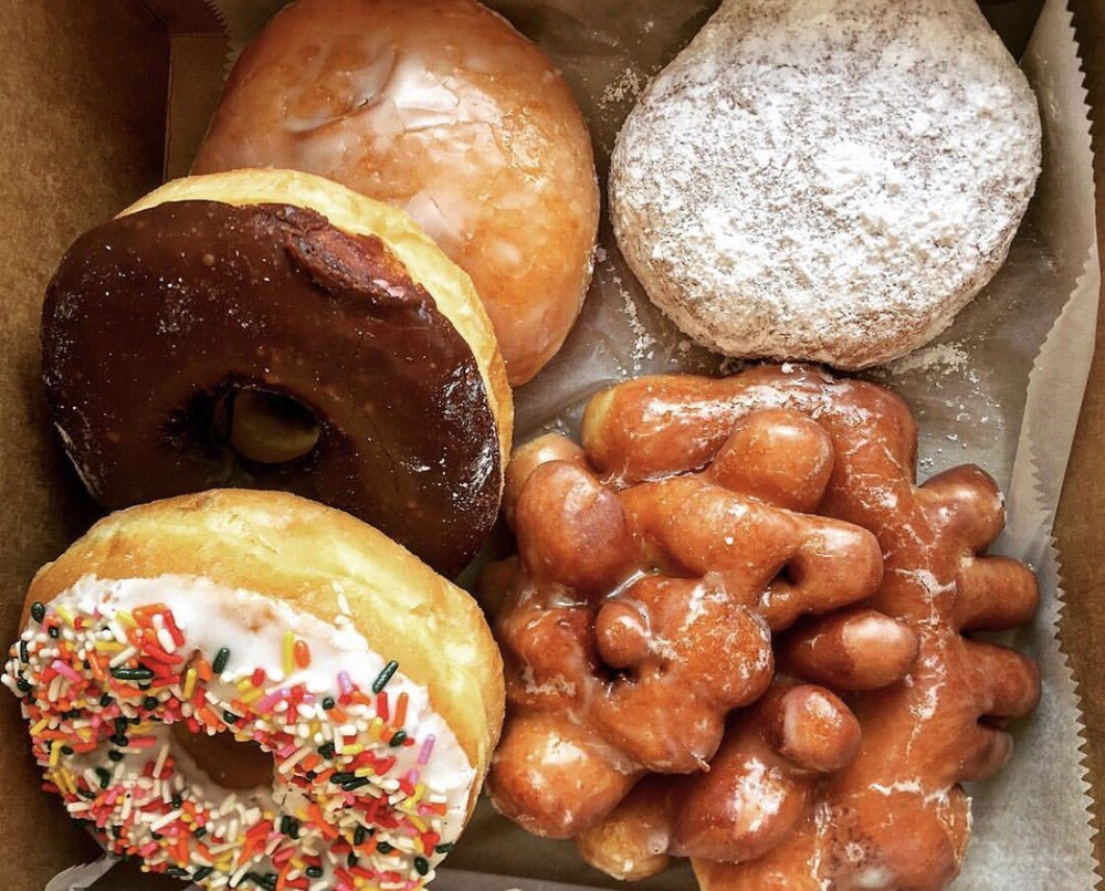 NC Jelly Donuts: 126 Millstead Dr, Mebane, NC