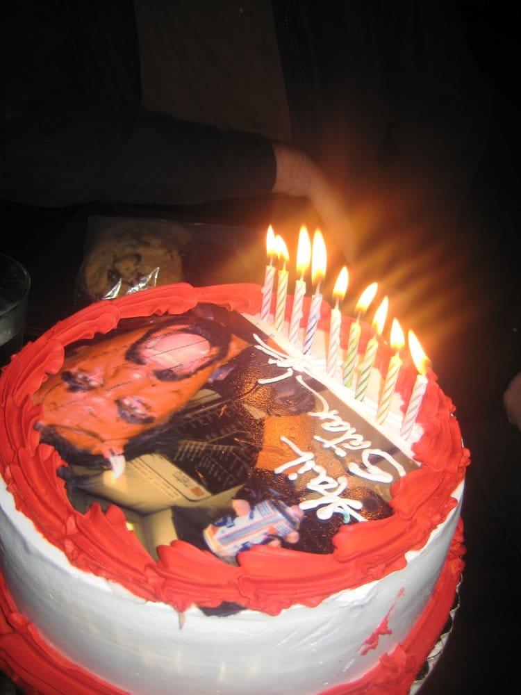 Hail Satan Birthday Cake Was A Huge Hit Yelp