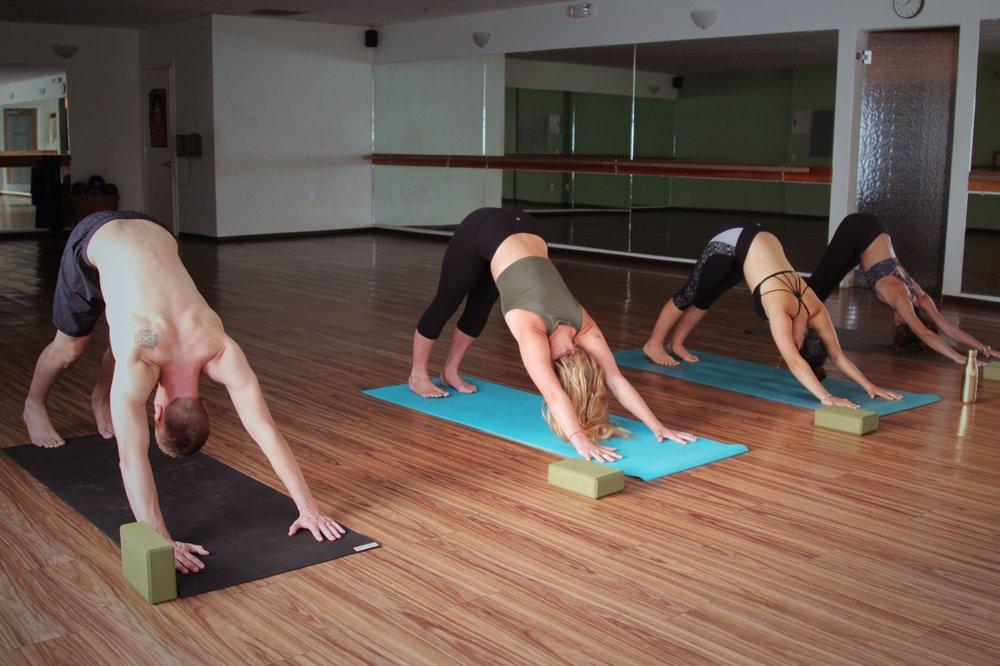 Social Spots from Spark Yoga