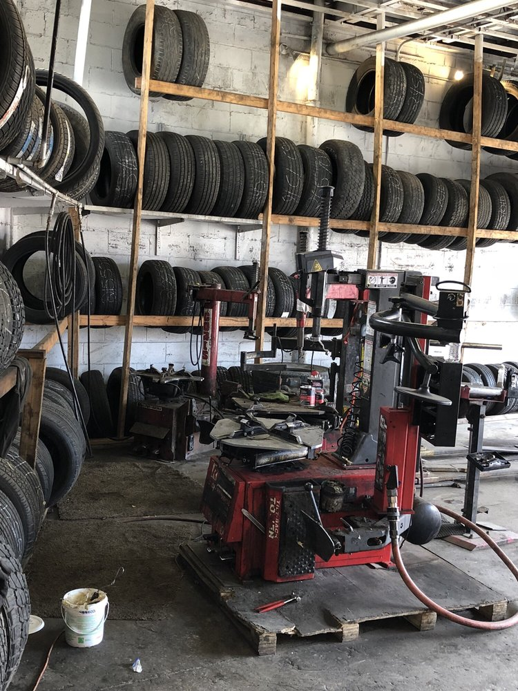 Calley Tires