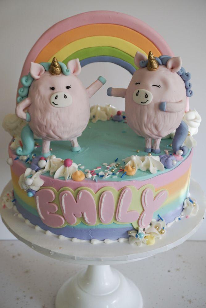 Valhalla Cakes