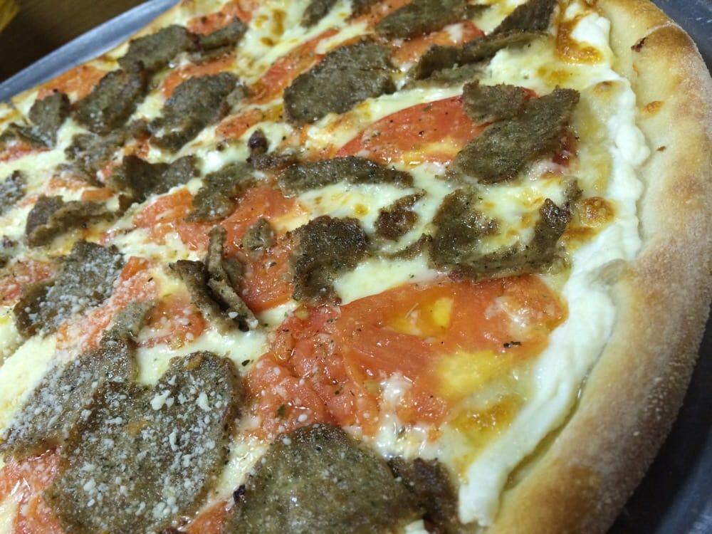 Roma Pizza: 100 Charlotte Ave, Atlantic Beach, NC