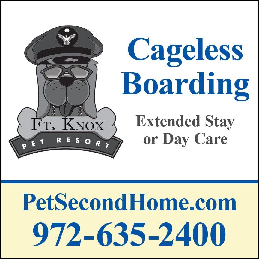Fort Knox Pet Resort: 5074 E Fm 552, Royse City, TX