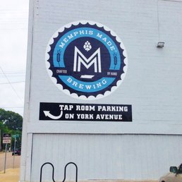 photo of signworks memphis tn united states memphis made brewery utilizes a