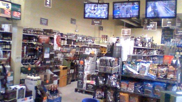 Liquor Mart: 2640 Route 322, Logan Twp, NJ