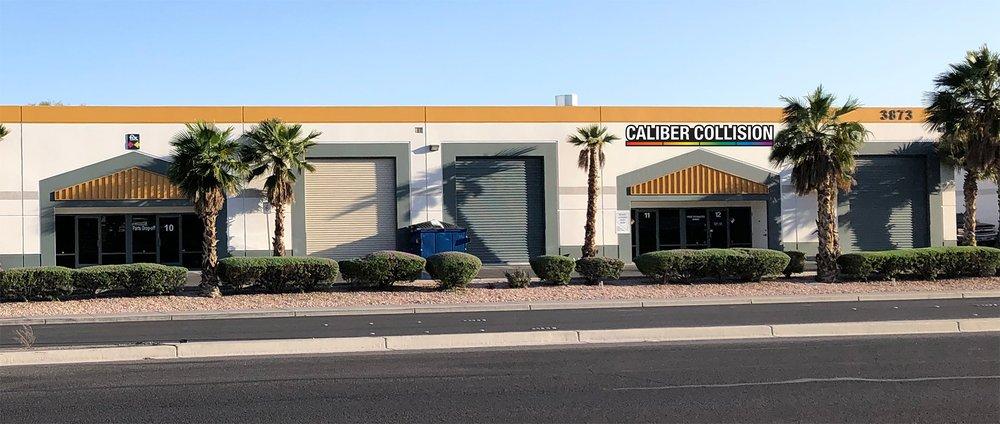 Caliber Collision: 3873 E. Craig Rd, North Las Vegas, NV