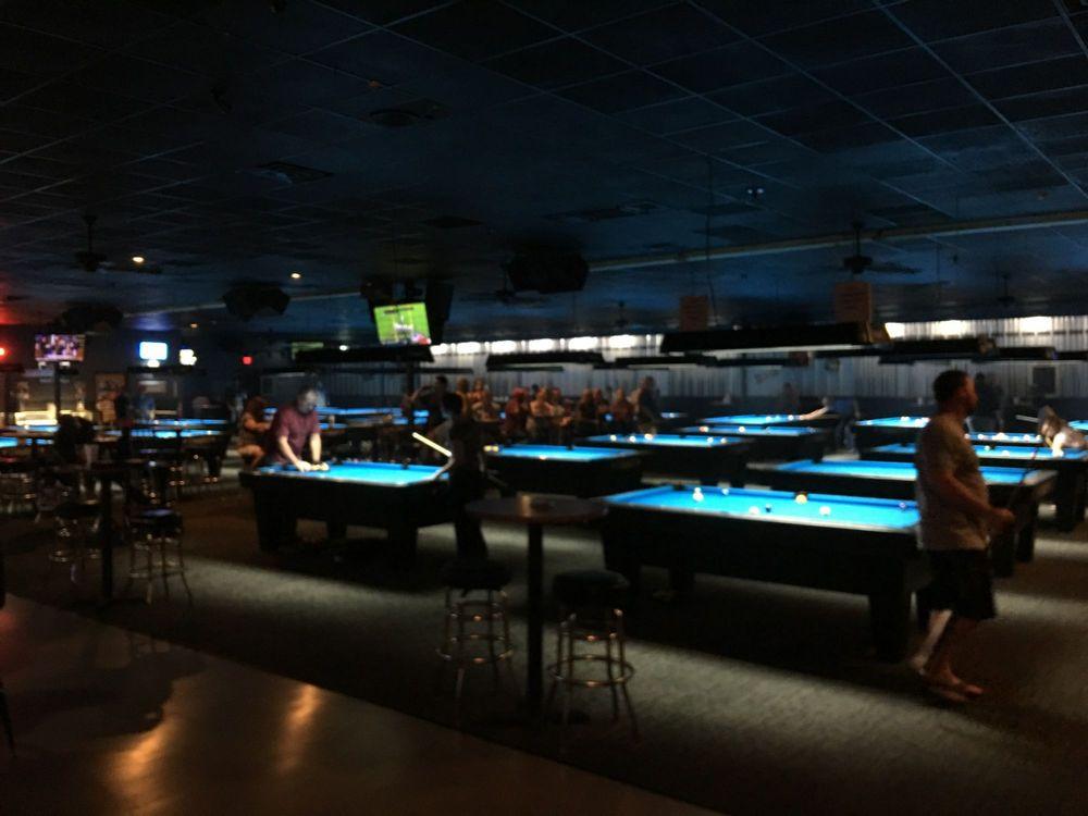 Bumpers Billiards: 4925 University Dr NW, Huntsville, AL