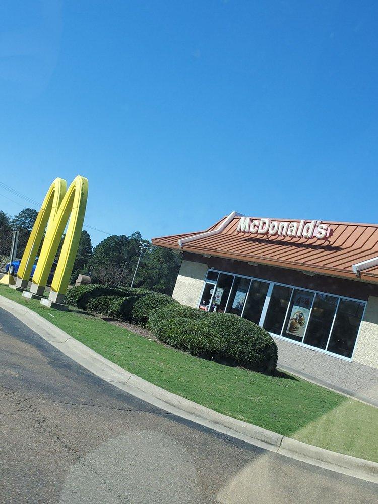 McDonald's: 962 W Main St, Louisville, MS