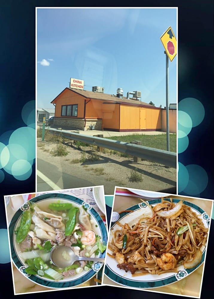 China Kitchen: 200 S 1st St, Bennett, CO