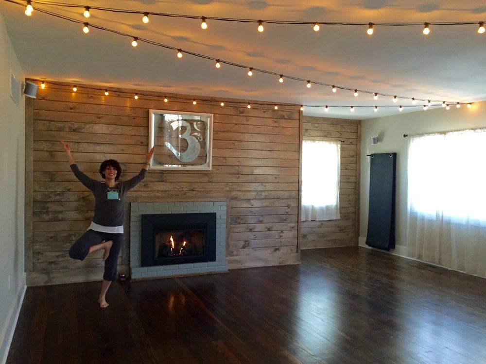 Yoga House: 22 E Gloucester Pike, Barrington, NJ