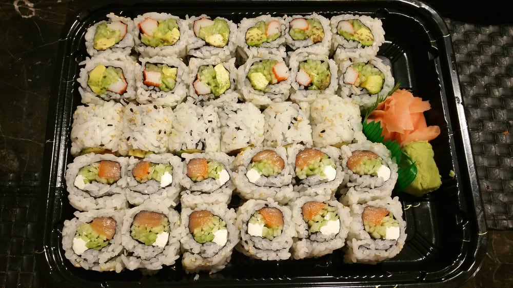 Umi Japanese Cuisine: 11 N White Horse Pike, Somerdale, NJ
