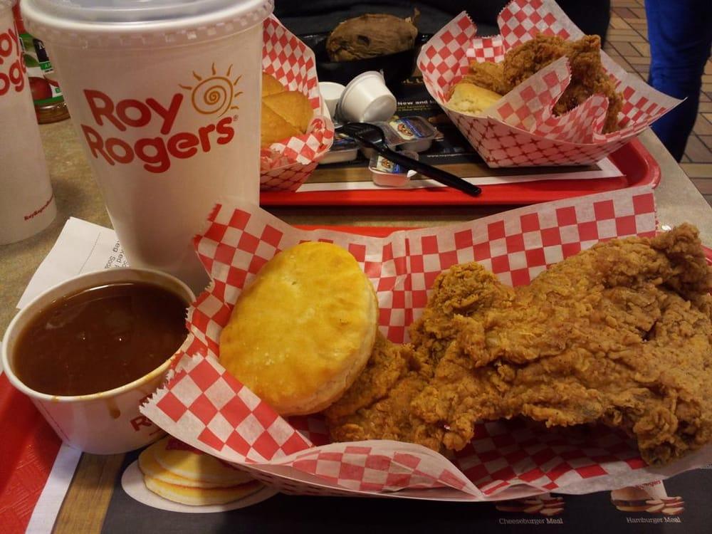Roy Rogers: 540 E Market St, Leesburg, VA