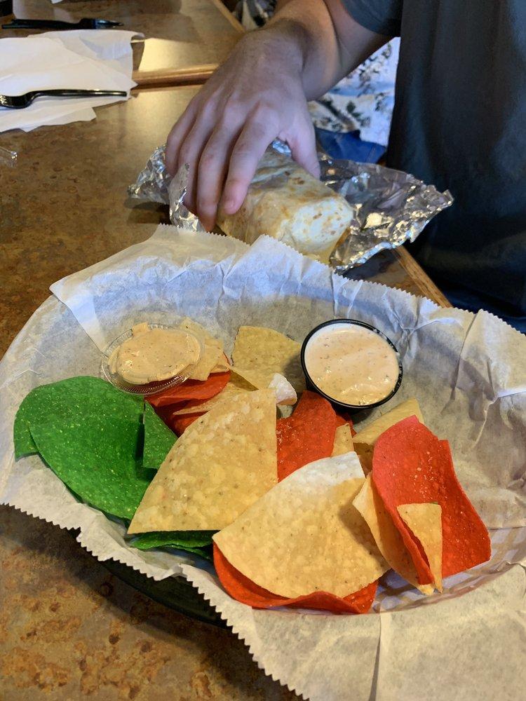 Buckin' Burrito: 212 N Hamilton St, Dalton, GA