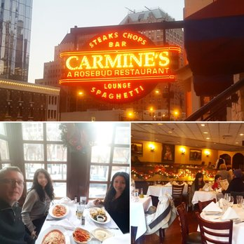 Carmine S Order Food Online 445 Photos 726 Reviews Italian Near North Side Chicago Il Phone Number Yelp