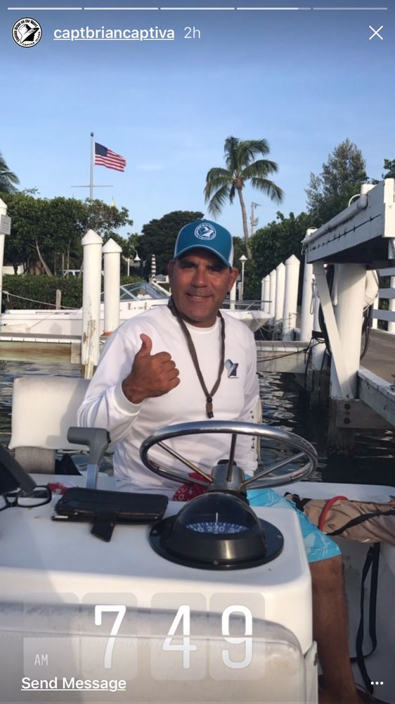 Captain Brian On The Water: 11401 Andy Rose Ln, Captiva Island, FL