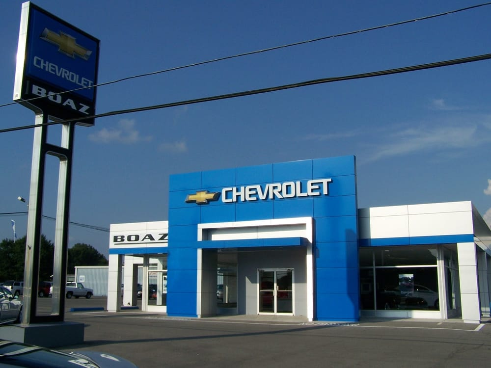 Chevrolet of Boaz: 1134 Hwy 431, Boaz, AL