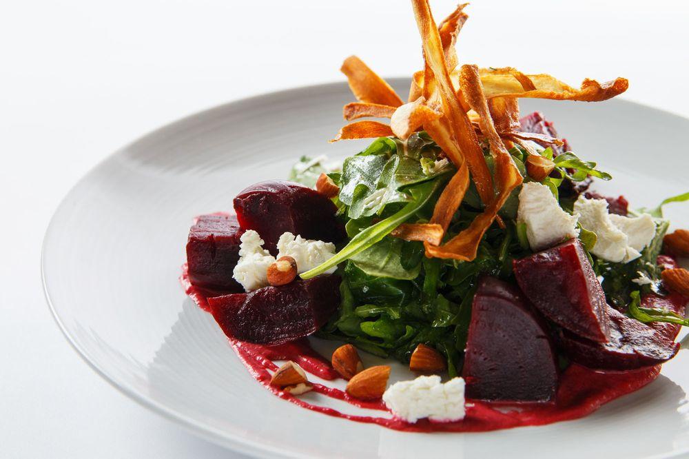 Food from Bleu Restaurant & Lounge