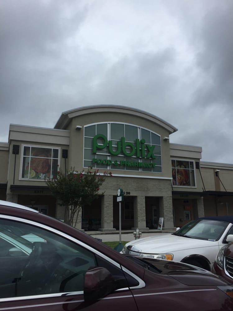 Publix Super Markets: 865 Hibernia Rd, Fleming Island, FL